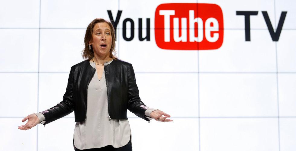Breakit - Youtube blockas från hajpad produkt