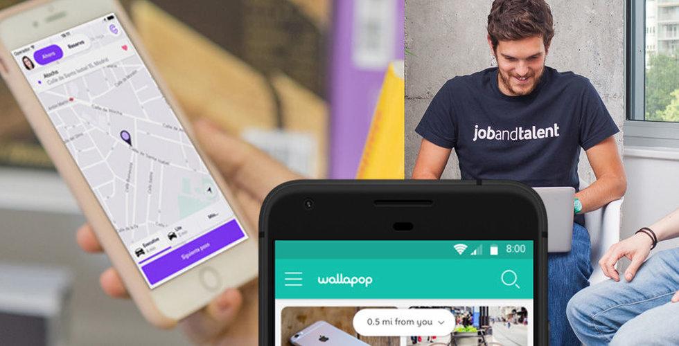 Här är 10 heta startups att hålla ögonen på i Spanien