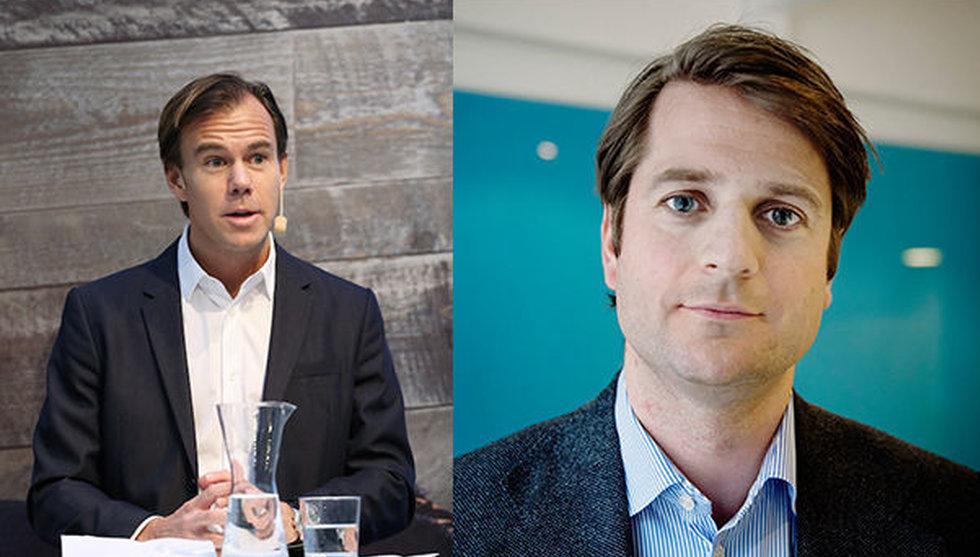 H&M-ägaren Persson och Klarna-grundare investerar i Budbee