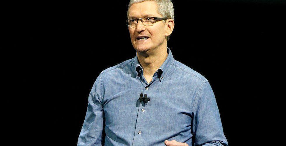 Breakit - Apple-chefen får mindre i lönekuvertet