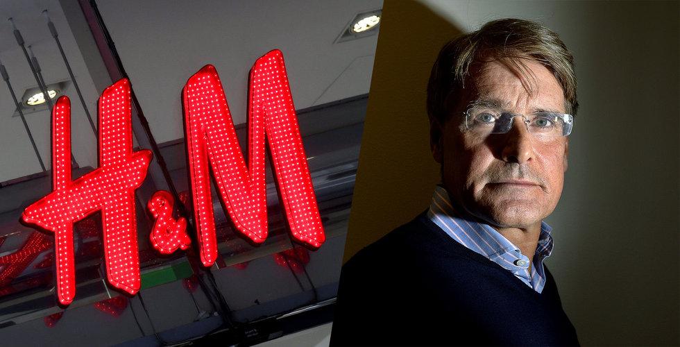 """Breakit - Gardell kyligt inställd till H&M: """"Familjen som bestämmer"""""""