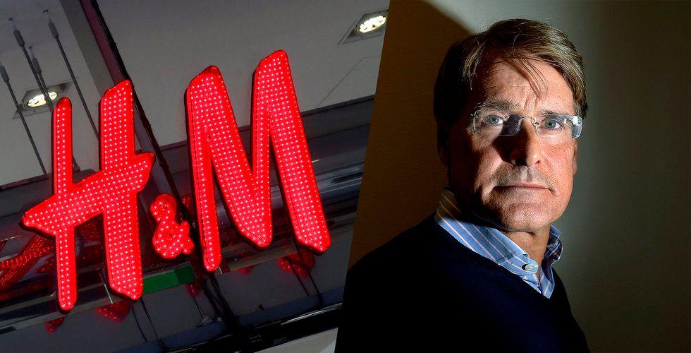 """Gardell kyligt inställd till H&M: """"Familjen som bestämmer"""""""
