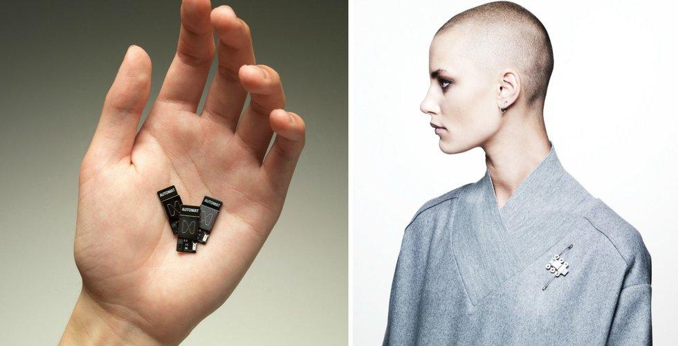 Arantus gör sin första investering - i modetechbolaget Neue Labs