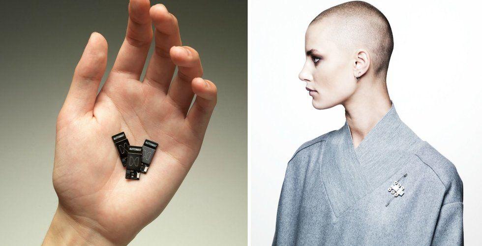 Breakit - Arantus gör sin första investering - i modetechbolaget Neue Labs