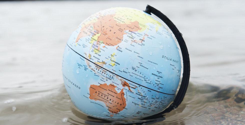 FN: Klimathotet kräver fördubblade ansträngningar