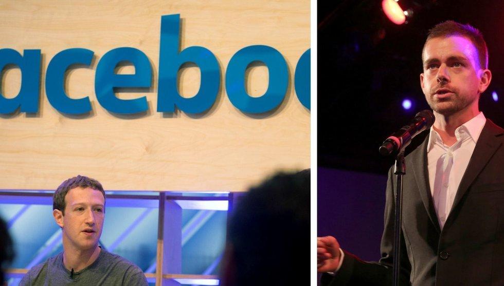 IS-grupp hotar Zuckerberg och Dorsey i film postad via app