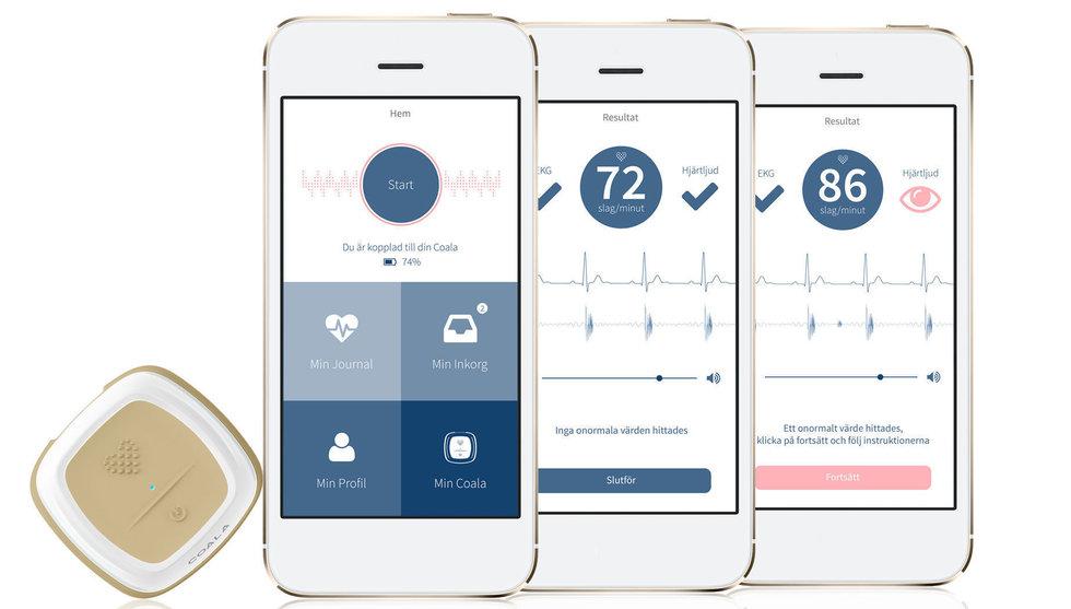 Breakit - Coala Life tar in 30 miljoner kronor till digital hjärtmonitor