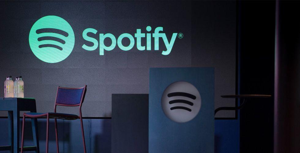 Vit makt-spellista på Spotify leder till åtal