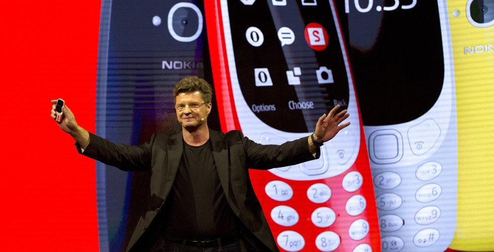 Comeback för Nokia – nu ska 3310 börja säljas igen