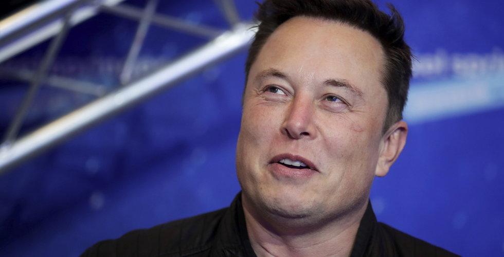 Tesla börjar godkänna betalning av bilar med bitcoin