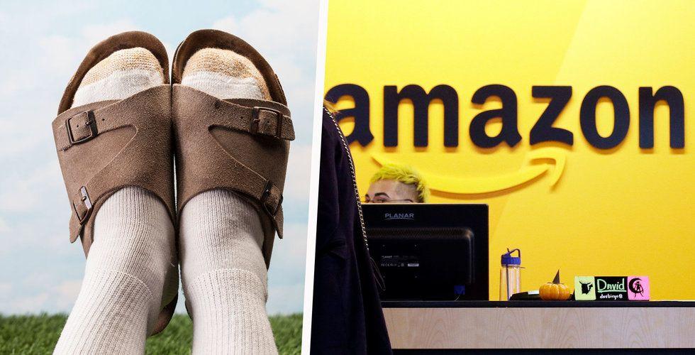 Breakit - Amazon förlorare i sandalkrig – får inte utnyttja felstavning