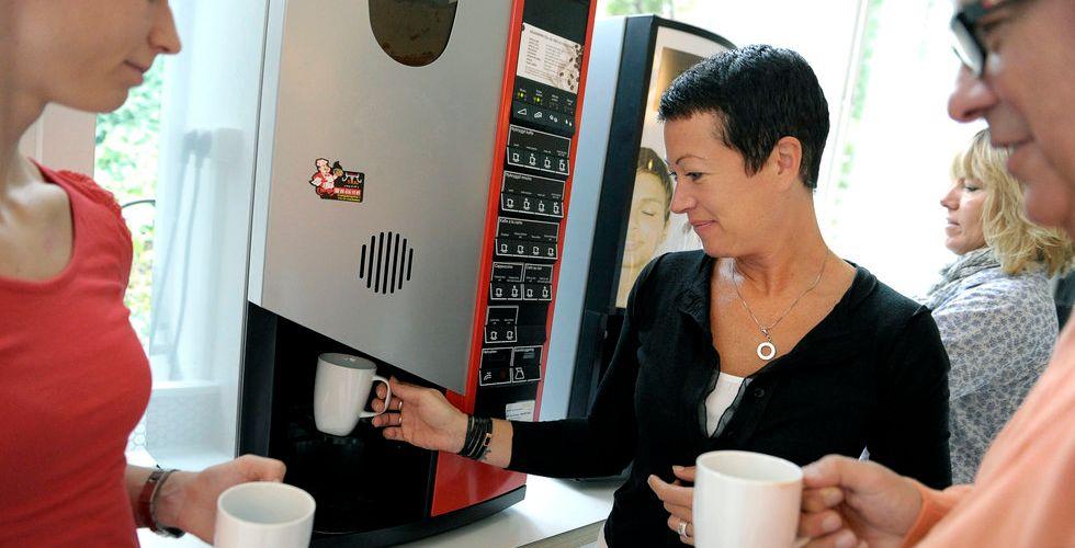 Breakit - Leasify tar in 3 miljoner kronor för att ge dig billigare kaffemaskin