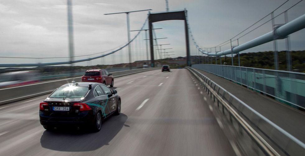 Tencent satsar på självkörande bilar i Silicon Valley