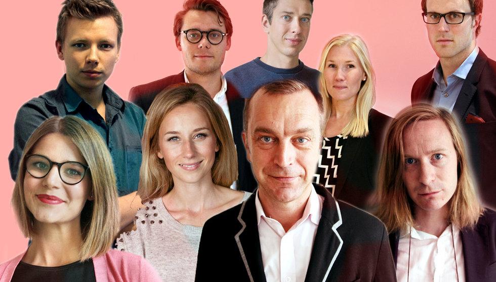 Breakit - Entreprenörer, profiler och jurister – här är Breakits nya krönikörer