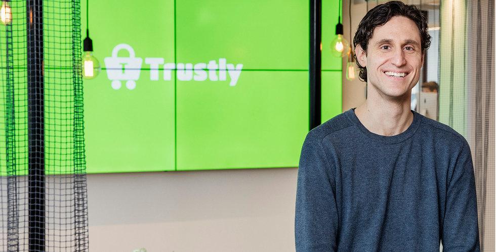 Trustly delar ut miljardbelopp till ägarna – samtidigt faller vinsten