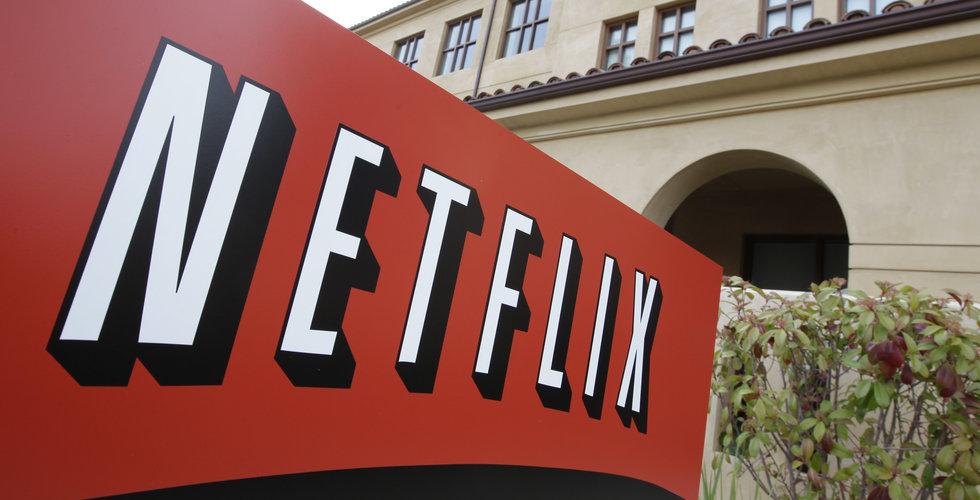 Netflix fick färre nya prenumeranter än väntat – aktien föll
