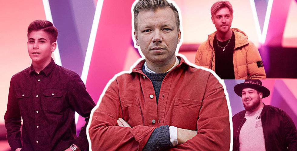 Emanuel Karlsten: Melodifestivalen handlar inte längre om talang
