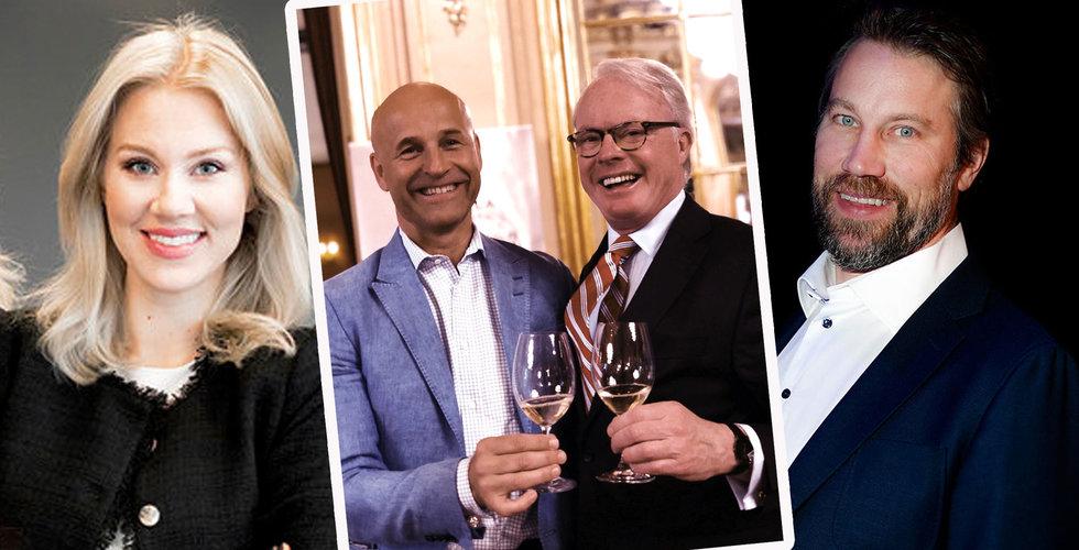 Efter ett tufft år – nu har Isabella Löwengrips Guldkula Champagne vänt till succé