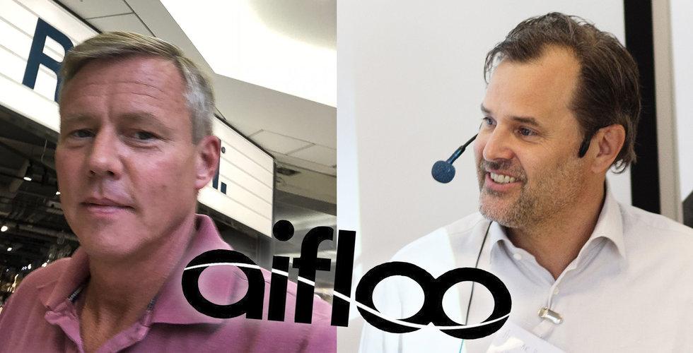 """Storbråk i Aifloo – grundare anklagar EQT Ventures för """"bolagskapning"""""""