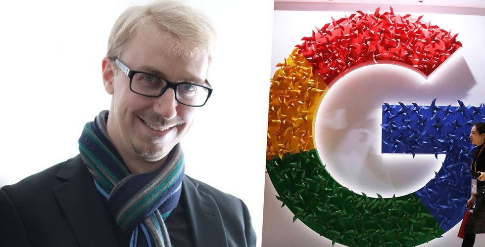 Svenska succébolaget Neo4j i samarbete med Google