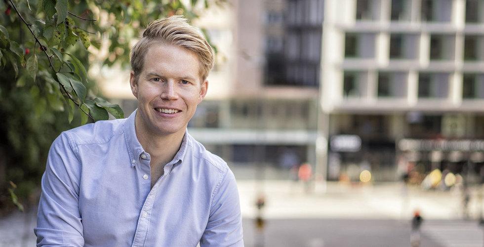 Han byggde Avitos svar på Hemnet – nu ska han lyfta den svenska förlagan