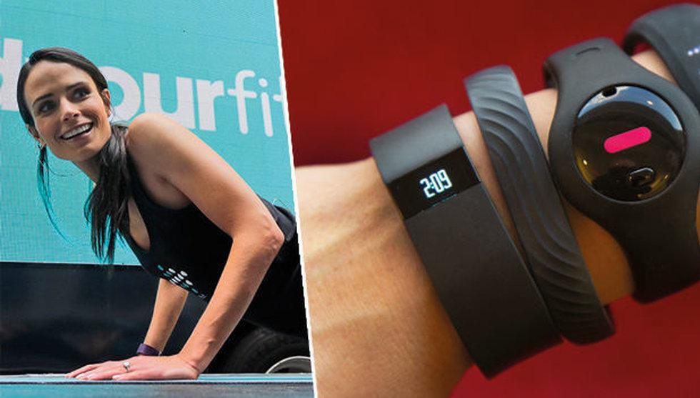 Aktivitetsarmbandet Fitbit stäms av användare – ger fel pulsdata