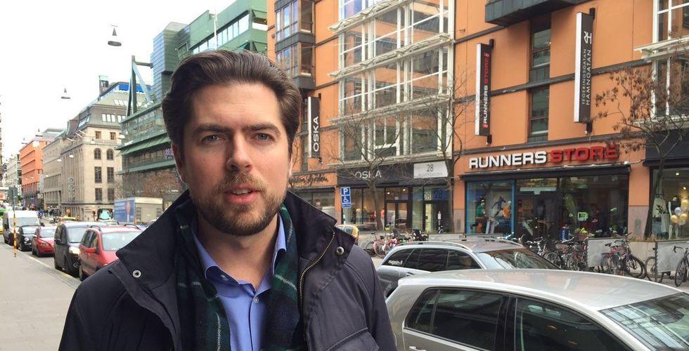 Eneo solutions kopierar lysande idé - startar svenska solfonder