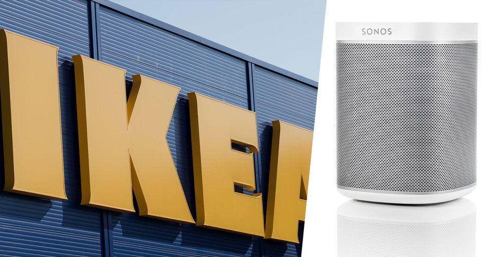 Breakit - Ikeas nya musiksatsning - inleder samarbete med Sonos