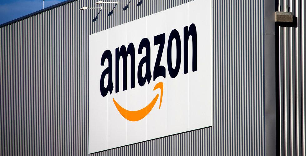 Amazon skapar 2.000 jobb i Storbritannien