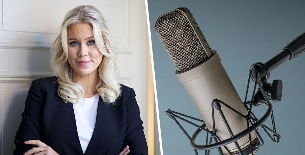 Isabella Löwengrip blir poddare – startar podcasten Isabella söker Sheila