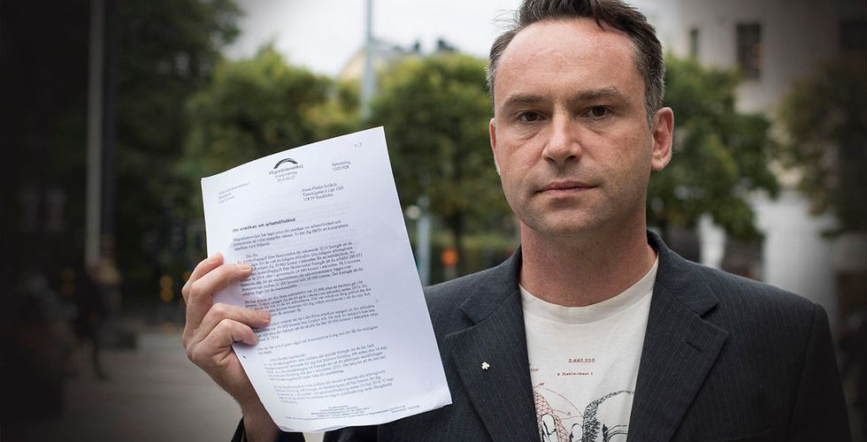 Efter Migrationsverkets beslut – nu får Justin Phelps inte jobba