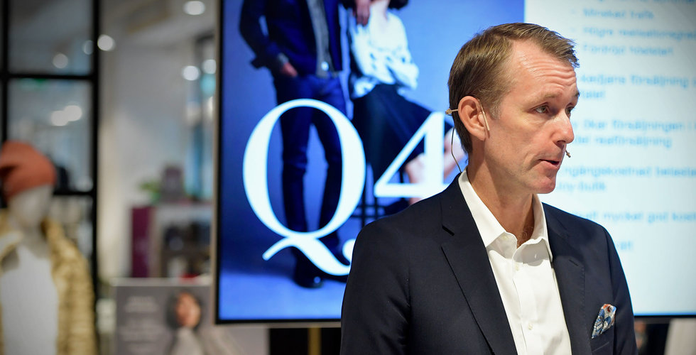 MQ stänger butikerna – ny ägare kan ta över denna vecka
