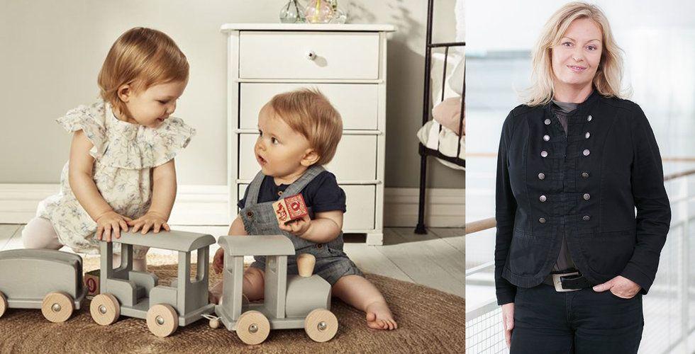 f1cfcb9adf01 Kappahl tvingas införa maxköp från barnkollektionen Newbie - Breakit