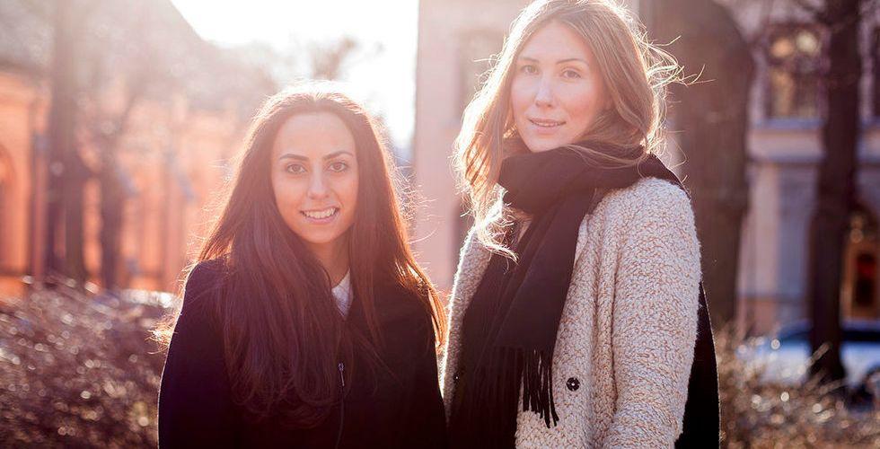Deras sajt ska fixa svenska kompisar till nyanlända