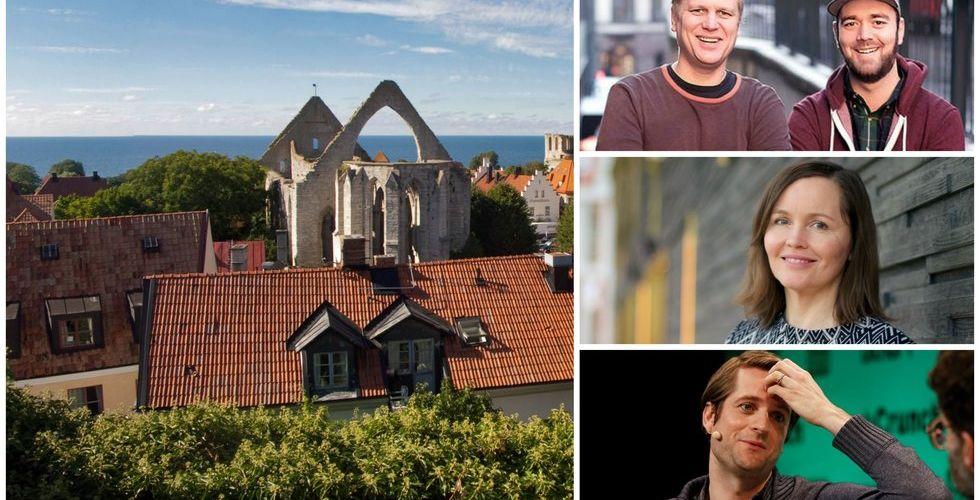 På väg till Almedalen? Breakit guidar till hetaste startup-eventen