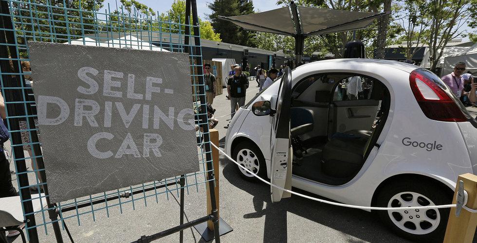 Breakit -  Google sjösätter nytt bolag för självkörande bilar