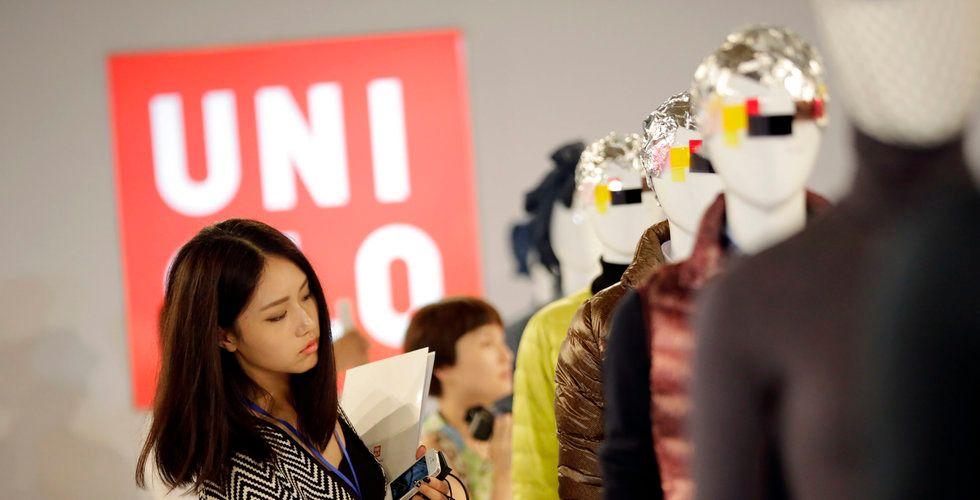 Uniqlo: Vi ser inte H&M som en konkurrent