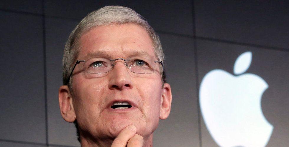 Utvecklare har dragit in 942 miljoner kronor via Apples appbutik i Kina