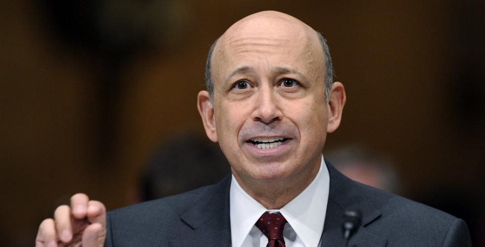 Goldman Sachs vd väntas lämna posten i slutet av året