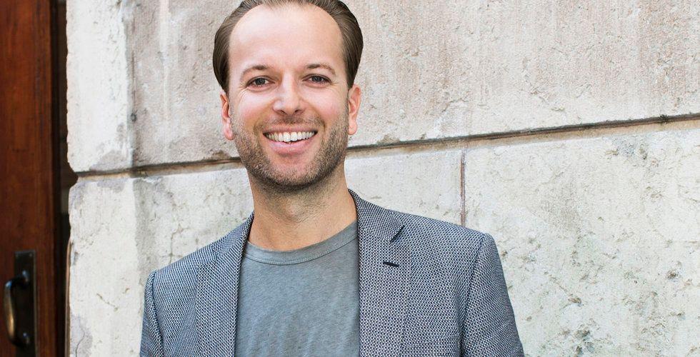 Daniel Larsson blir ny Norden-vd för Dibs