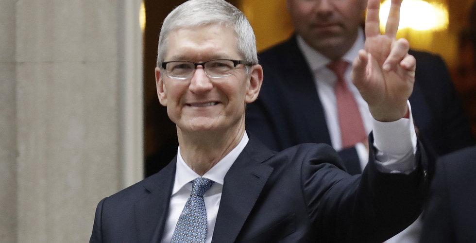 Breakit - Apple-chefens uppmaning till Kina: Öppna dörrarna