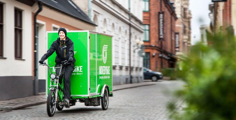 Byter batterier åt Voi – nu flyttar Move By Bike in på börsen