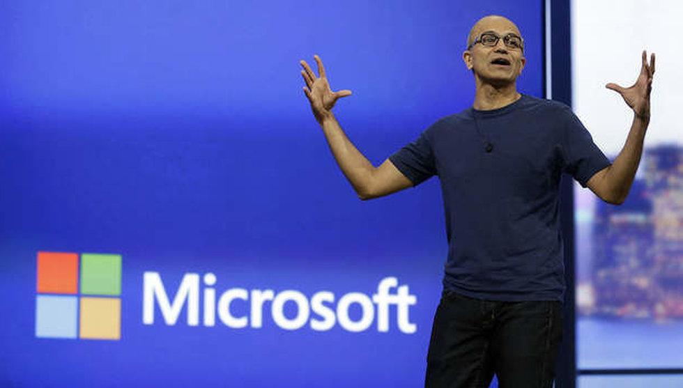Breakit - Molnet lyfter Microsoft - aktien upp kraftigt efter stark rapport