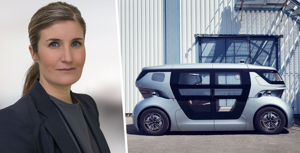 Självkörande Uber-utmanare i Stockholm redan nästa år – om Nevs får som de vill