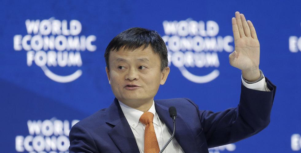 Breakit - Alibaba bekräftar arbetet med självkörande bilar