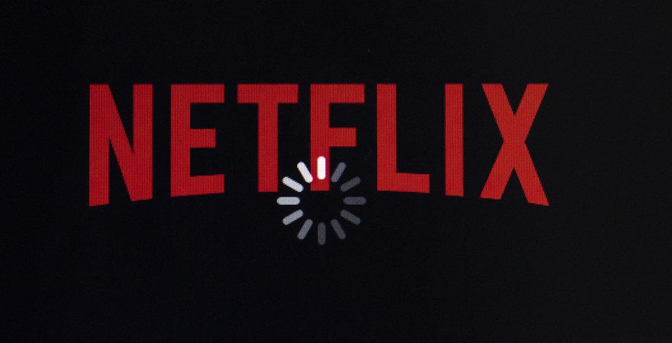 Netflix testar reklam mellan avsnitt