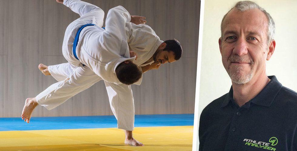 Techbolag från Borås vill förändra kampsporten med Athlete Analyzer