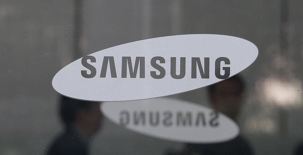 Samsung har börjat tillverka chip för kryptovalutor