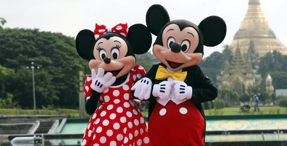 Disney drar ned med 28 000 anställda – coronakrisen slår mot nöjesparkerna