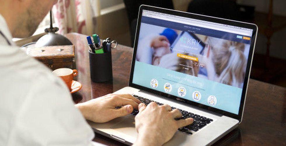 Breakit - Vi testade Sveriges första digitala vårdcentral Kry
